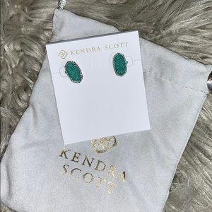Kendra Scott Ellie earrings druzy